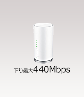 Speed Wi-Fi HOME L01s